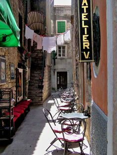 Wonderful Šibenik, Croatia  http://www.travelandtransitions.com/european-travel/