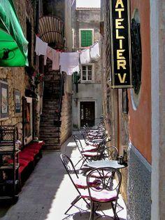 Wonderful Šibenik, Croatia http://www.travelandtransitions.com/european-travel/