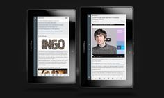 WebReader - News RSS Reader for BlackBerry® PlayBook™