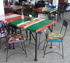 Best Kleiner Tisch Barigo aus alten lf ssern von SWANE Design auf DaWanda