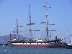 California, San Francisco Maritime National Historical Park