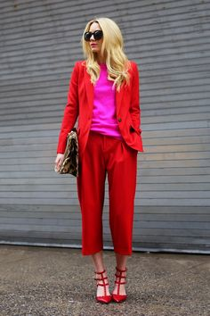 Pantsuits Are the New Pantsuits: 20 Gorgeous Reasons You Need One in Your Life