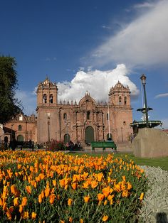 Catedral de Cusco, Peru  24 June - the Cusco Day in Peru!