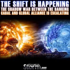 The Shift Is Happening | The Shadow War Between the Banking Cabal & Global Alliance is Escalating | Stillness in the Storm