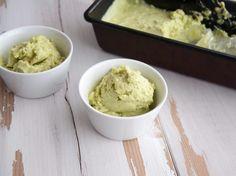 Avocado Ice Cream | Elephantastic Vegan
