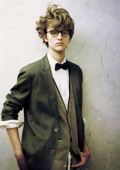 画像 : 【世界のイケメン17】ベビーフェイスの英国モデル オリバー・ウェルトン - NAVER まとめ