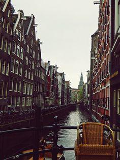 ysvoice:    Amsterdam | by Tiffany Payant | via tnphoto | midnightineurope