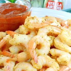Stella Artois Steamed Shrimp with Old Bay Seasoning - Price Chopper Recipe