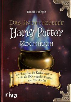 Rezension: Das inoffizielle Harry Potter Kochbuch   Becky's Diner