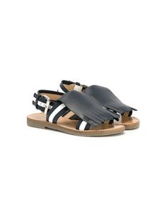 6ea36ccbb sandalias con flecos Sapatos Para Garotas
