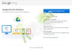 Google Drive será lanzado la próxima semana