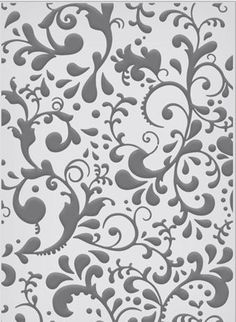 $9.98Couture Creations - Embossing Folder - Exotic (5x7) Fine Designs Collection