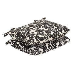black and cream damask cushions for the home pinterest damasks