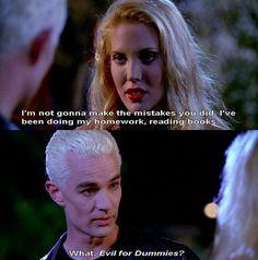 Evil for dummies.