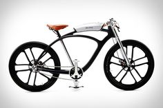 Noordung Electric Bike