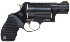"""Taurus """"Public Defender Compact"""" M410/45C 2"""" Compact Blued, 2.5"""" Chamber $458"""