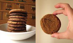 garam masala vegan cookies
