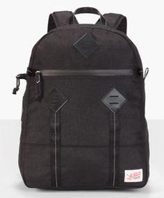 392097744831 Colorblocked Backpack - Black - Levi s - levi.com Black Levis