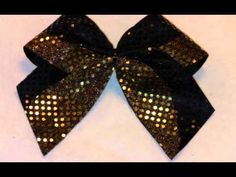 How To Make Cheer Bows For The Whole Squad...CHEAP!