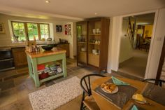 Traditional Cotswold stone holiday cottage, with a contemporary interior, Buckland, Broadway, Cotswolds UK
