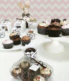 Doçuras Pascais Le Cup Cupcakes Adoro fazer estes mimos!