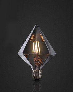 Lights & Lighting Tianfan Diamond Retro Edison Bulb E27 Living Room Decoration Holiday Bulb Vintage Led Filament Light Bulb 4w Irregular Bulb Lamp