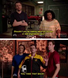 the germans on community feat. nick kroll
