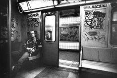 Haring - Subway