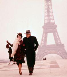 """dal film """"Il conformista""""di Bernardo Bertolucci (1970) """"Al centro del film c'è un uomo, il Marcello interpretato da Jean-Louis Trintignant, che per nascondere la propria diversità sceglie di essere... Last Tango In Paris, Bernardo Bertolucci, Time In France, Fritz Lang, Roman Polanski, Famous Landmarks, Love Movie, Classic Films, Film Stills"""