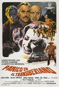 Panico en el Transiberiano 3-5-1982