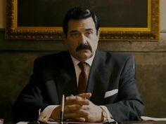 Philip Quast as Saddam Hussain in The Devil's Double