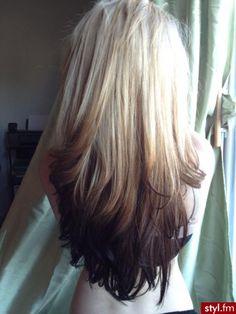#ombre hair