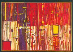 ¿Por qué no te quedas? Paul Klee, Gustav Klimt, Abstract Expressionism, Abstract Art, Friedensreich Hundertwasser, Painting Collage, Whimsical Art, Art Techniques, Bunt