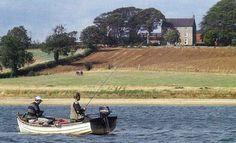 #Fliegenfischer #Brian #Leadbetter am Pitsford Water in England.  Der zweimalige Weltmeister im #Fliegenfischen, Fliegenfischer Brian Leadbetter ist von Beruf Fliegenbinder und betreibt das Fliegenfischen seit 20 Jahren.  http://www.angelstunde.de/fliegenfischer-brian-leadbetter/