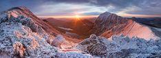 Mount Snowdon, Wales, UK  Snowdon by Alex37