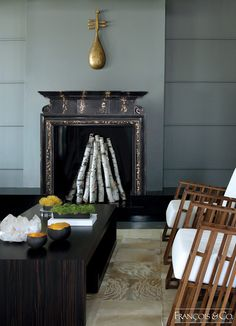 CARLISLE  MANTEL COLLECTIONS | MODERN | FRANCOIS & CO.