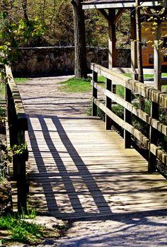 Foot Bridge by cheryl smith, via 500px~cl
