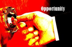How Do You Find Opportunity? - Comm Before The Storm