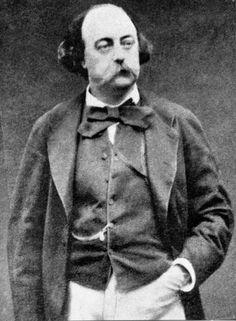 Gustave Flaubert (1821–1880), French writer