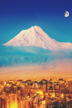 ağrı mountain(ararat), Turkey by ahmet harmancı