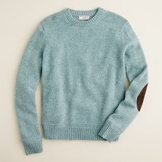 For him: Wallace and Barnes sweater by JCrew.