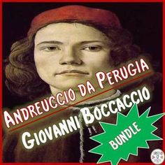 Bundle for the short storyAndreuccio da Perugia in the Decameron by Giovanni Boccaccio Bundle contains: 1)  three exams and answer keys for you to test the entire short story.  Quizzes may be given at the end of each of the three parts of the short story or at the completion of the reading.