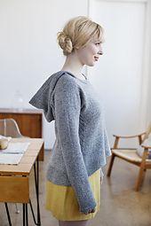 Ravelry: Edge Hoodie pattern by Veronik Avery