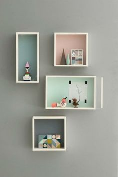 Couldn't help but love the colours, patterns and styling of danish lifestyle brand ferm LIVING's spring collection The essence of pastel colours meets nordic style. ferm LIVING or… Decor Room, Bedroom Decor, Wall Decor, Home Decor, Wall Art, Bedroom Ideas, Room Decorations, Diy Casa, Deco Design