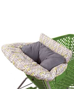 Look at this Summer Infant Gray Cushy Cart Cover/Seat Positioner on #zulily today!