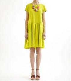 Gorman yoko smock dress.