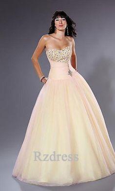 Quinceanera Dresses Organza Dress