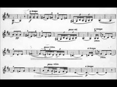 ▶ Pablo de Sarasate -- Spanish Dances No.1 -- Malaguena Op. 21