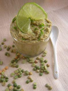 Houmous de pois cassés à l'indienne, la recette d'Ôdélices : retrouvez les ingrédients, la préparation, des recettes similaires et des photos qui donnent envie !