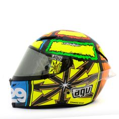 Agv PistaGP A.Iannone 2013 by Starline